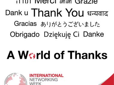 """PHÁT ĐỘNG CUỘC THI """"A WORLD OF THANKS"""" - BNI HÀ NỘI 2"""