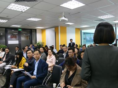 Chương trình Định hướng Chủ tịch nhiệm kỳ mới - BNI Hà Nội 2.