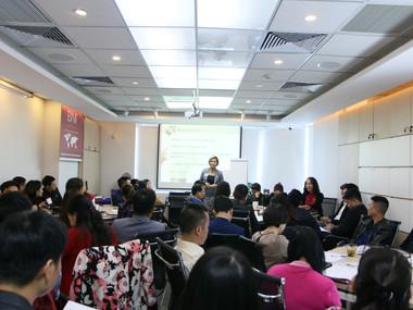 Chương trình workshop 1-2-1 Chủ động - BNI Hà Nội 02 ngày 04.11.2020