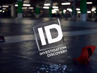 Watch me on the TV! Tomorrow night (8/22) @ 10 pm on Investigation Discovery!