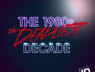 "Catch me tonight at 9 p.m. EST on ""Deadliest Decade!"""