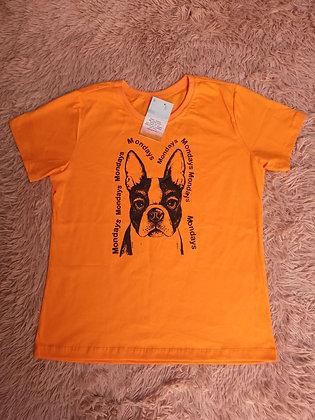 Camiseta Amarela Cachorro - Linha Like