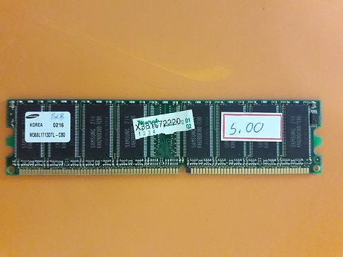 Memória DDR de 128mb
