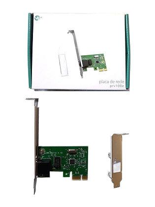 Placa de Rede Vinik PRV100e PCI-e