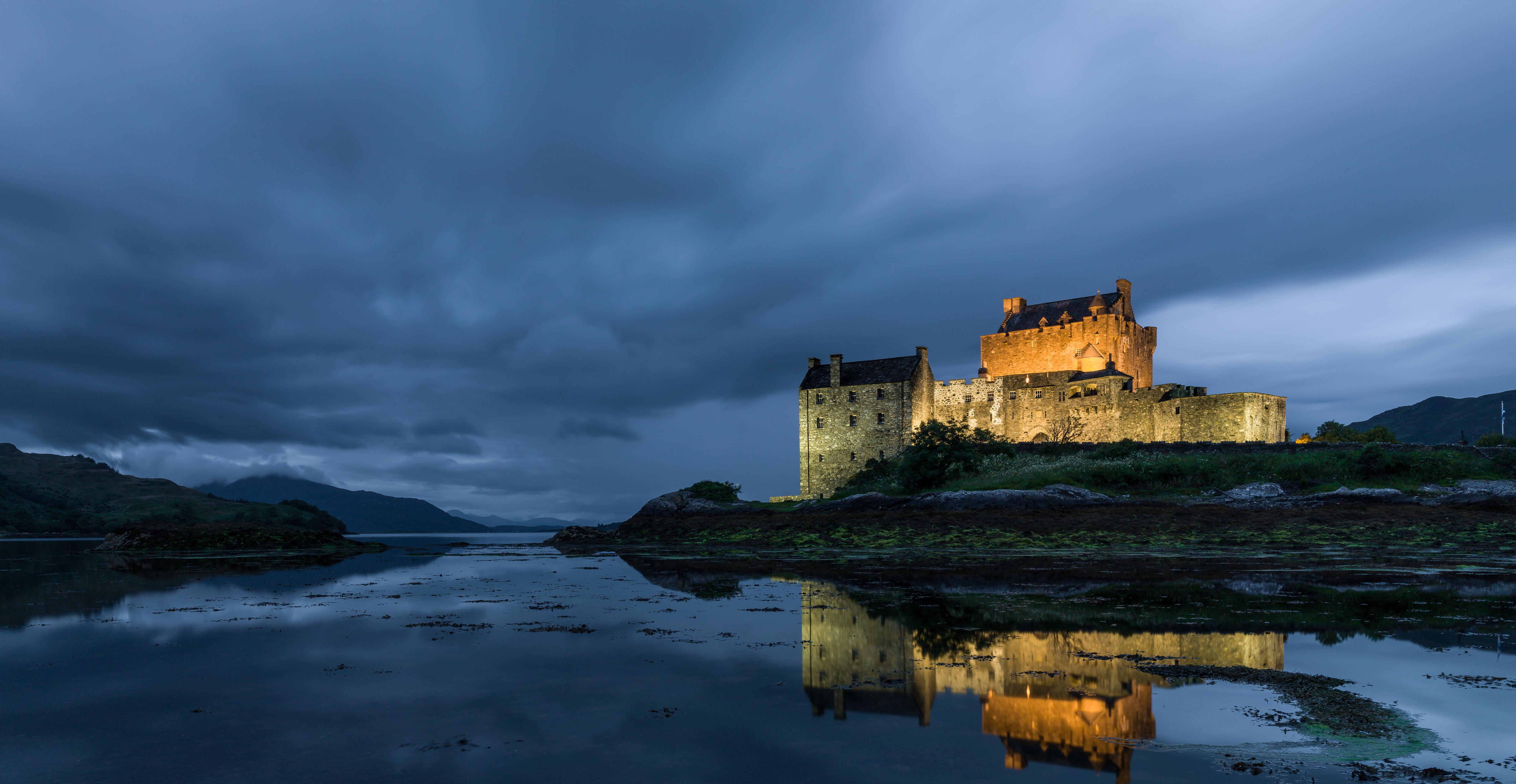 29-7-16 HS Eilean Donan Castle 0031
