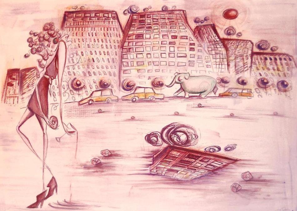 CLELIA CATALANO BORGIA ART