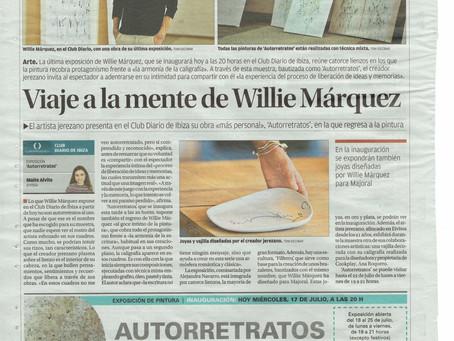 Viaje a la mente de Willie Márquez