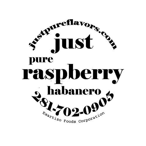 Raspberry Habanero - 8oz