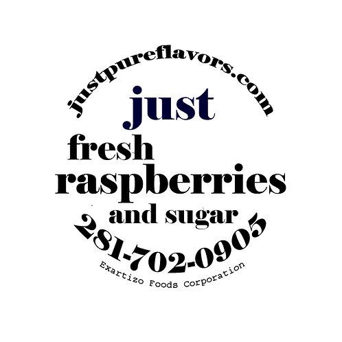 Signature Pure Raspberry Jam - 8oz