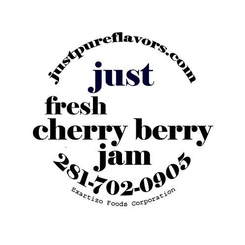 Cherry Berry Jam - 8oz