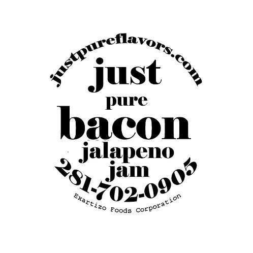 Bacon Jalapeno Jam - 8oz