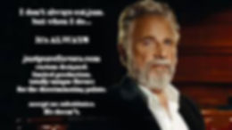 I don't always eat jam, but when I do, it's JustPureFlavors.com
