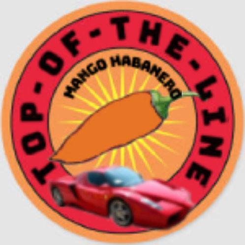 Top-Of-The-Line Mango Habanero - 5 oz