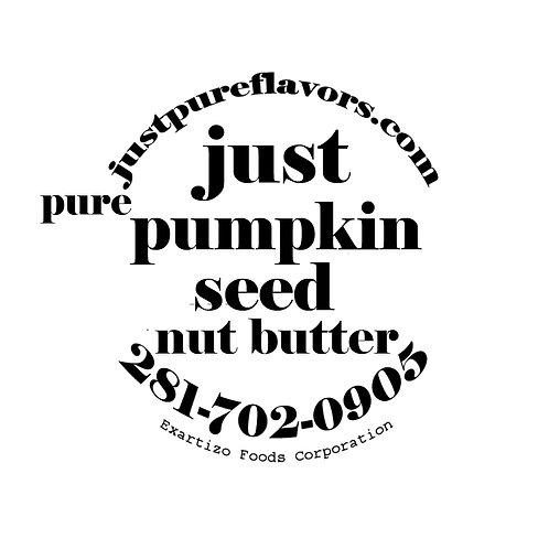 Raw Pumpkin Seed Nut Butter - 4oz