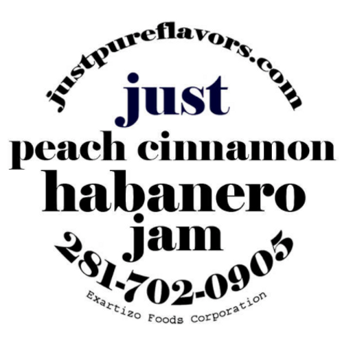 Brandy Peach Cinnamon Habanero - 8oz