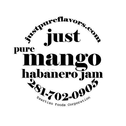 Mango Habanero - 8oz