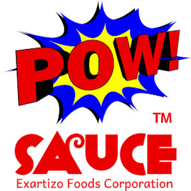 POW! Sauce -  (restaurant size) 5 oz Squeeze Bottle