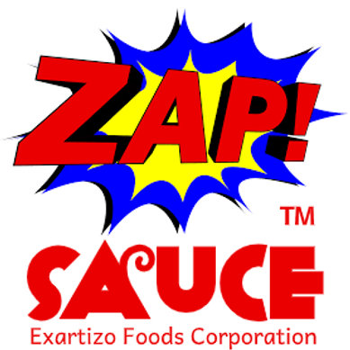 ZAP! Sauce -  (restaurant size) 5 oz Squeeze Bottle