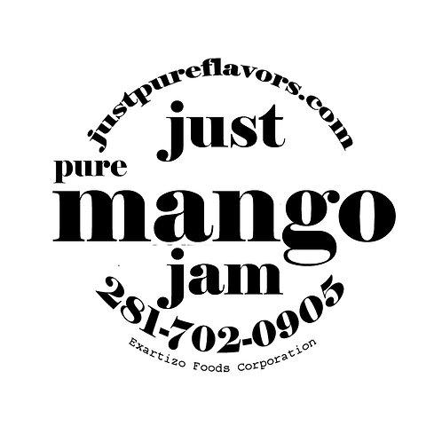 Mango Jam - 8oz