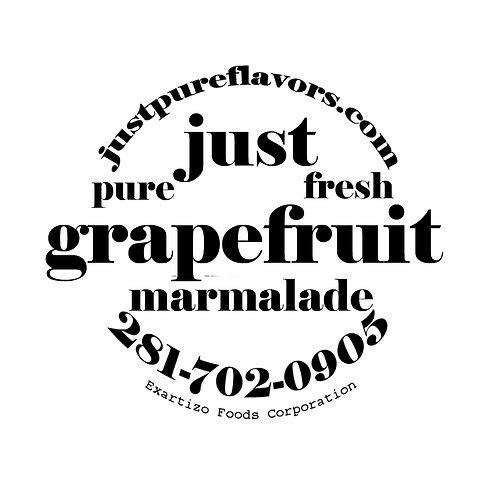 Grapefruit Marmalade - 8 oz