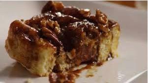 justpureflavors.com Bacon Jalapeno Jam Cinnamon Rolls