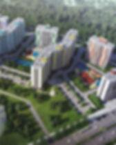 Яркие изображения продаваемого объекта недвижимости для буклетов и сайтов
