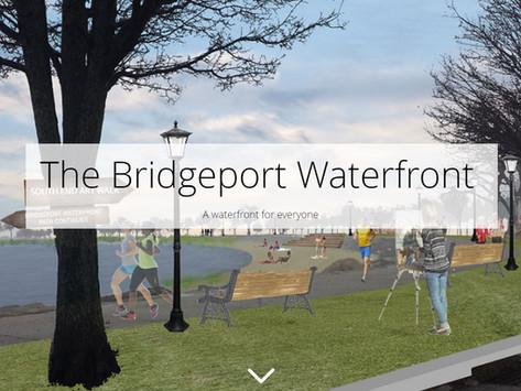 Trust for Public Land creates Bridgeport Waterfront Story Map
