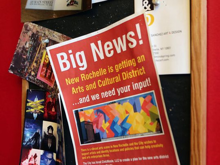 Launch of New Rochelle Arts District