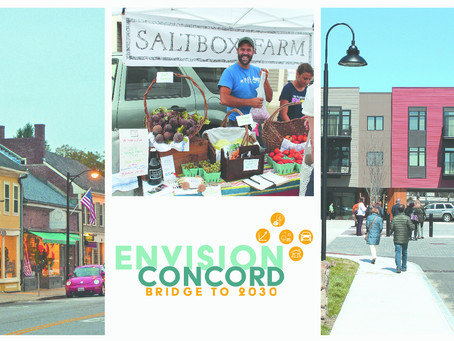 Envision Concord recognized by Massachusetts APA