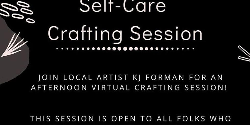 #CUriousAbout Self-Care Workshop