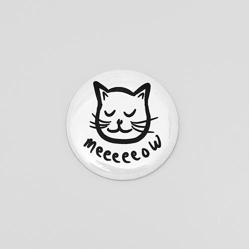 Meeeeow Cat Pin