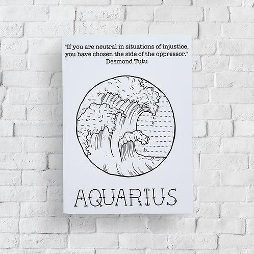 Aquarius Print