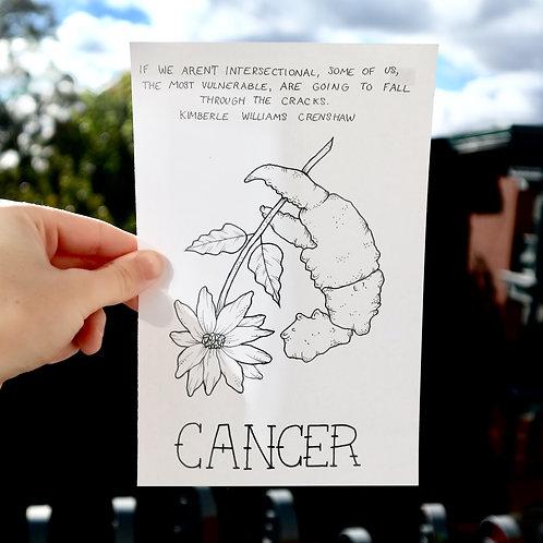 Cancer Print