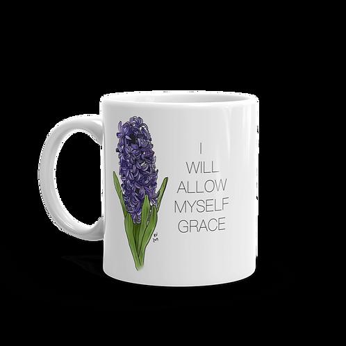 I Will Allow Myself Grace Mug