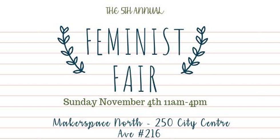 5th Annual Feminist Fair