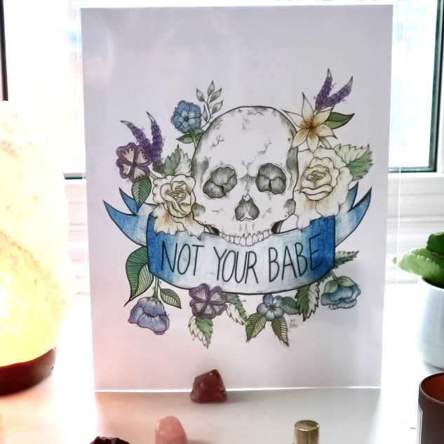 Lucky Little Queer Last Chance Sale Clearance Prints