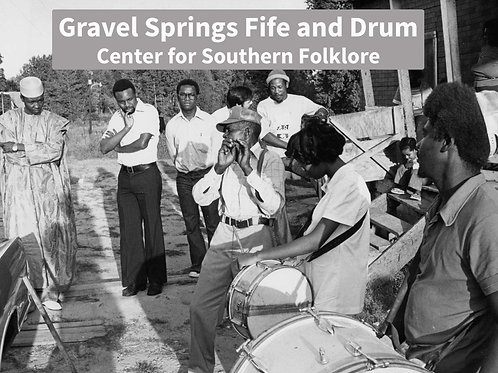 Gravel Springs Fife and Drum