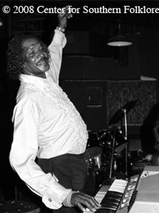 """William """"Boogie Man"""" Hubbard"""
