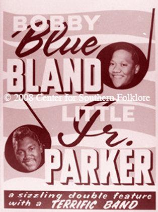 Bland & Parker Poster