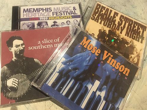 Memphis Music Sampler