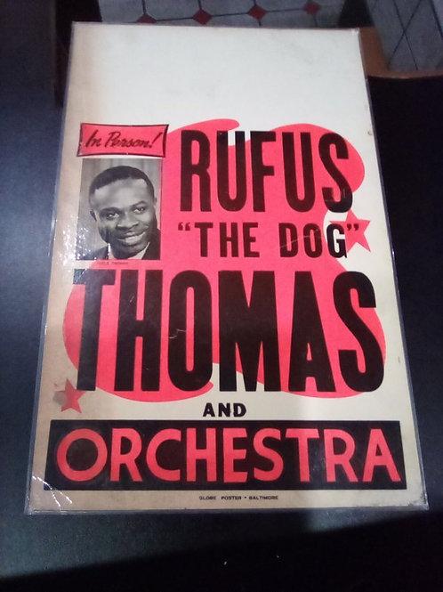 Rufus Thomas 14x22 poster