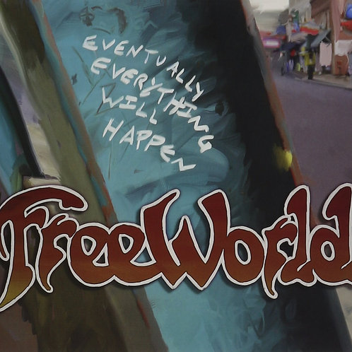 Eventually Everything Will Happen by FreeWorld