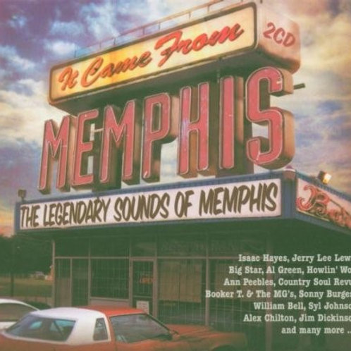 Various Artists -- IT CAME FROM MEMPHIS