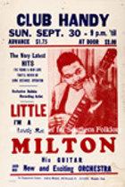 Little Milton Poster