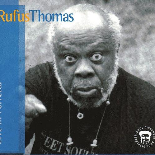 Rufus Thomas -- LIVE FROM PORRETTA