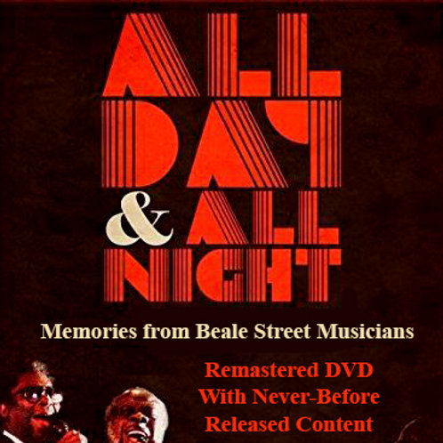 All Day and All Night Remastered DVD