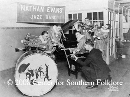 Nate Evans' Jazz Band
