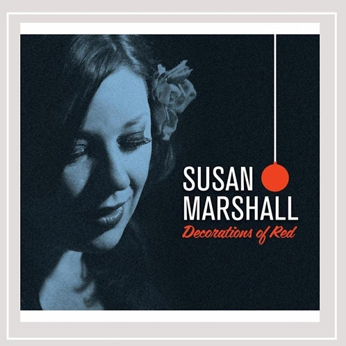 Susan Marshall -- Decorations of Red