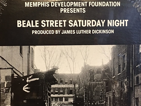 Memphis Development Foundation Presents: Beale Street Saturday Night
