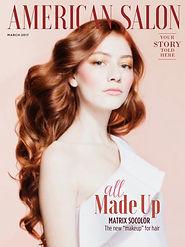 American Salon Feature March 2017 COVER.